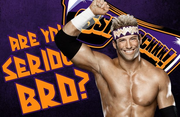 Zack Ryder Featured in New Issue of Muscle & Fitness ...