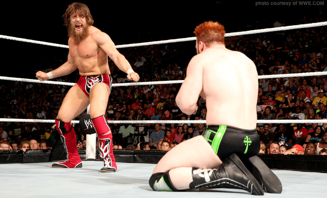 Possible WrestleMania Return Angle For Sheamus