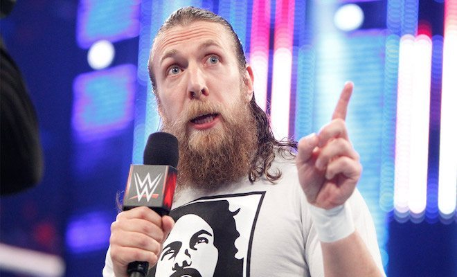 Full Content Listing for Upcoming WWE Daniel Bryan DVD ...