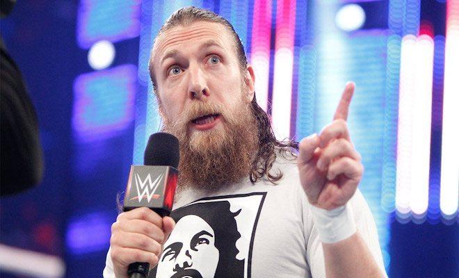 Full Content Listing for Upcoming WWE Daniel Bryan DVD ...