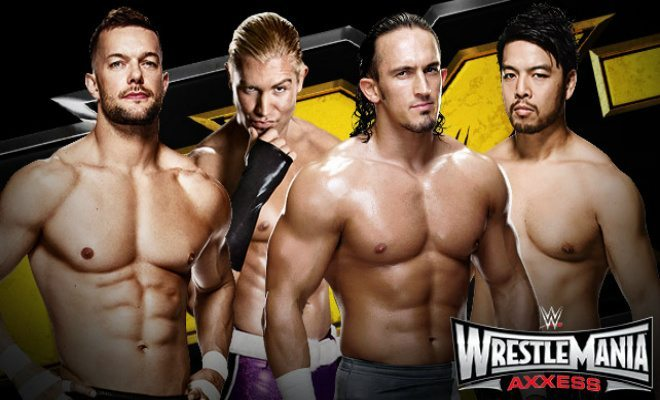 NXT to Hold Tournament for WrestleMania Spot