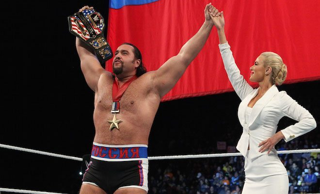 Backstage Word on Lana Appearing with Rusev at WrestleMania
