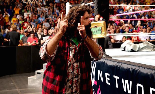 Mick Foley To Host WWE Network Series
