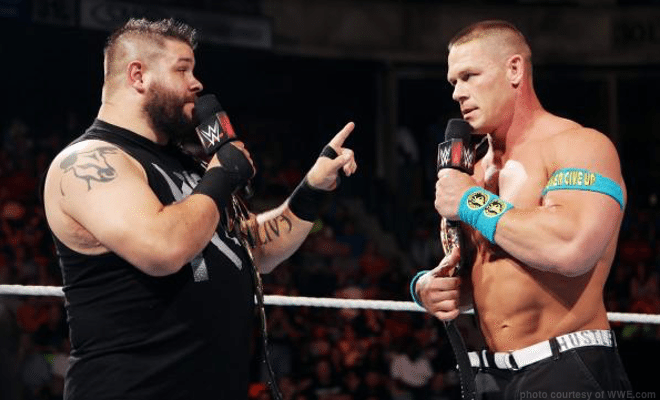 John Cena is Reportedly a Big Supporter of NXT