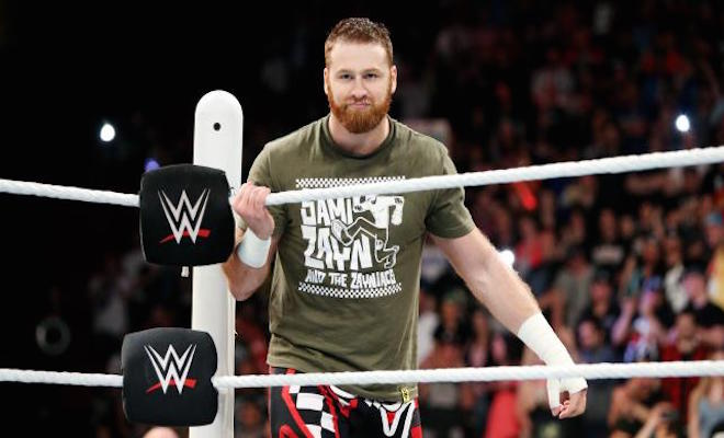 Sami Zayn Claims that He Will Be Out-Of-Action Until 2016