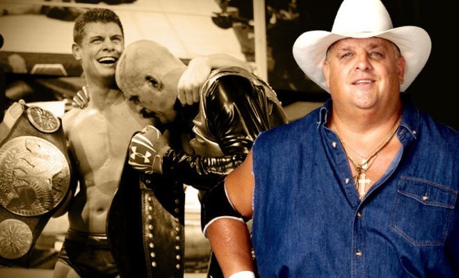 Goldust Comments on the Death of His Father Dusty Rhodes