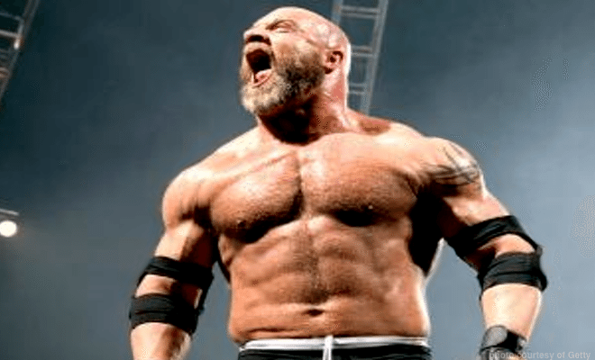 Goldberg Returns to the Ring at Legends of Wrestling Event in New York