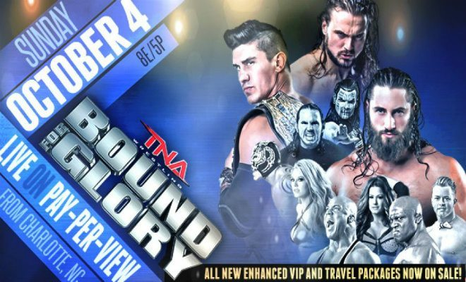"TNA Announces Details For This Year's ""Bound For Glory"" Pay-Per-View"
