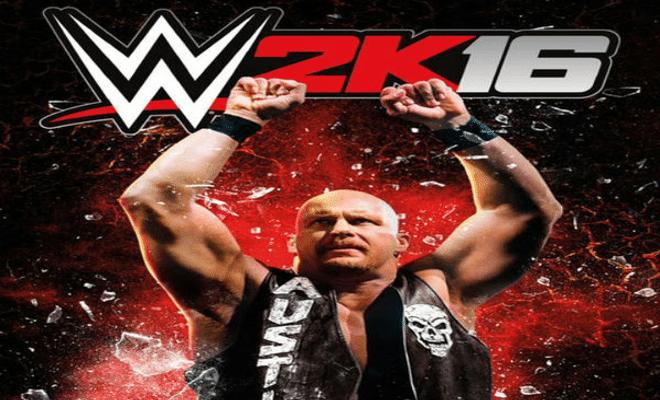 """""""Stone Cold"""" Steve Austin Named Cover Star For """"WWE 2K16"""""""