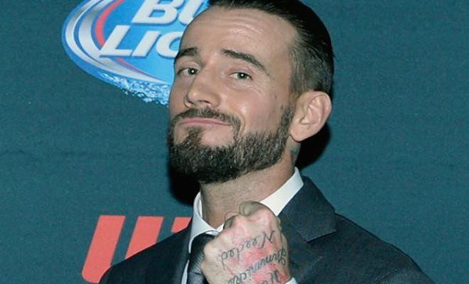 Dana White Thinks CM Punk's First UFC Fight Will Take Place Early 2016