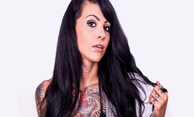 Zahra Schreiber: NXT Model Wrestler (Bio, Wiki)