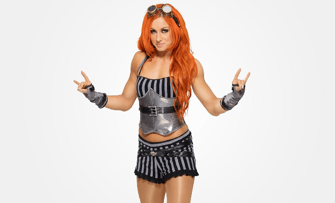Becky Lynch Discusses Getting Into Wrestling, The Future of Women's Wrestling