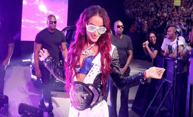 Sasha Banks Injury Update: Says She's Not Hurt