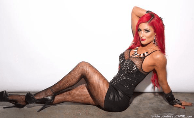 "Eva Marie Discusses Her Role in WWE, ""Total Divas,"" Skeptical Fans"