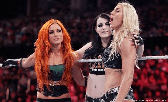 A Porn Site May be Why WWE Changes the Name it Recently Gave to Charlotte, Becky Lynch, and Paige
