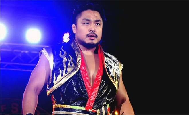 New Japan Pro Wrestling Star Hirooki Goto Will Appear For Ring of Honor