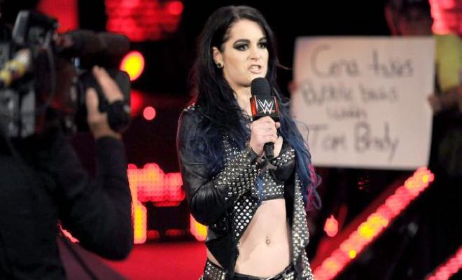 Paige Gets an Alberto Del Rio Tattoo, Deletes Cryptic Message From Social Media