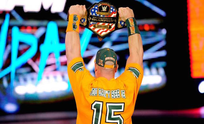 Update on John Cena Taking Time Off From WWE