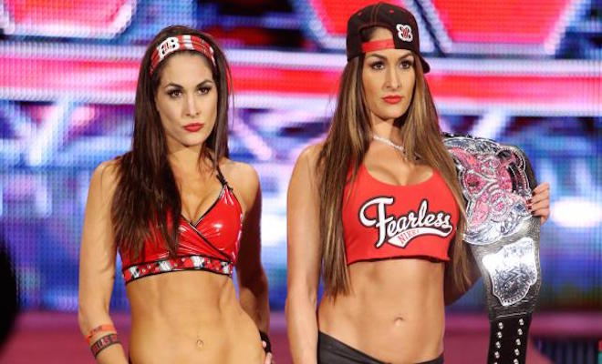 The Bella Twins Comment On Being In Paris During Terrorist Attacks