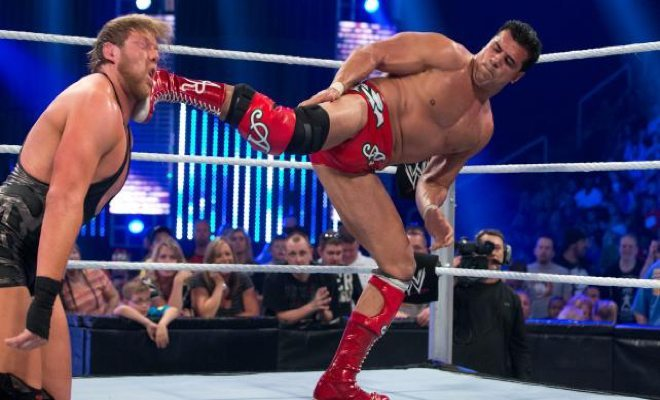 WWE Interested in Bringing Back Alberto Del Rio
