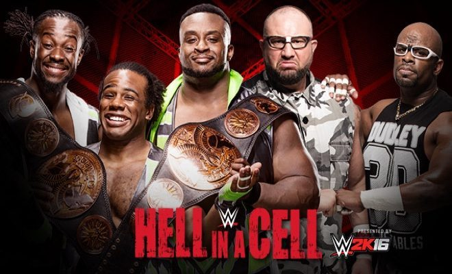 """Stipulation Expected to be Added to WWE World Tag Team Championship Match at """"Hell In A Cell"""""""