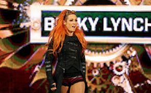 Becky Lynch Discusses Her Promo With Ric Flair, Headlining WrestleMania