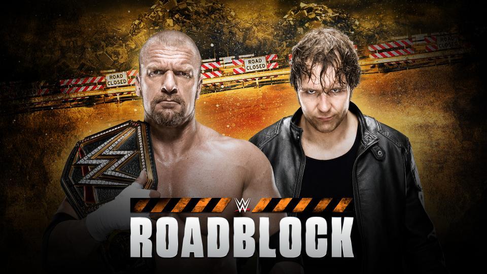 "Wrestling Warm-Up: ""Roadblock"" Edition!"