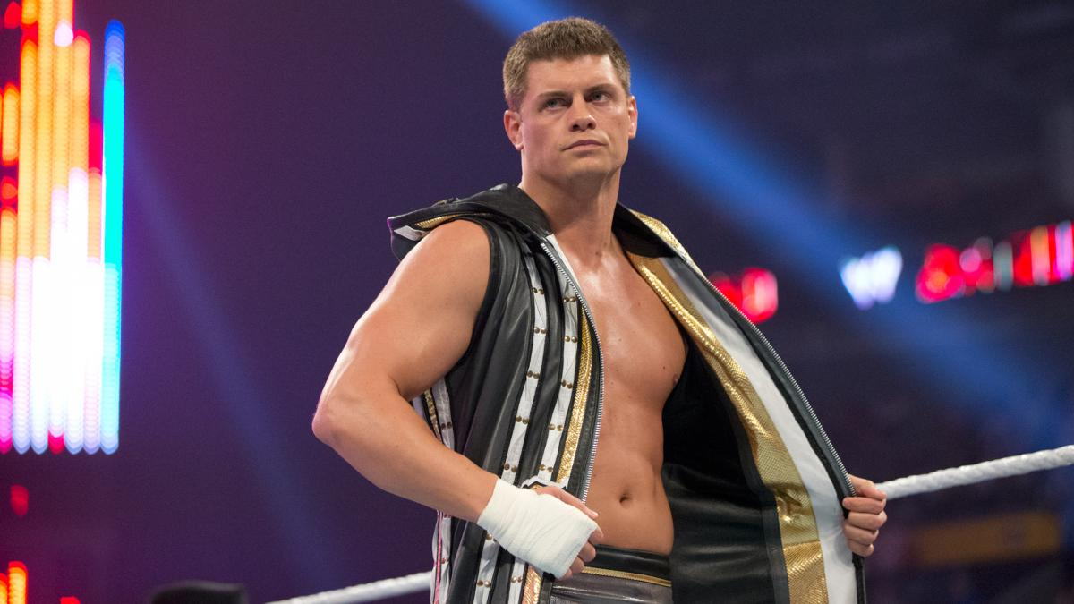 "Cody Rhodes Arrives in TNA, Will Debut at ""Bound For Glory"""