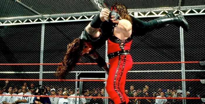 Badd Blood In Your House: A Big Steel Cell and 300lb Monsters - WrestlingRumors.net