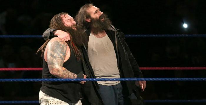 """No Mercy"""" Reaction: Luke Harper's Return Could Hurt Bray Wyatt's Position  on SmackDown - WrestlingRumors.net"""