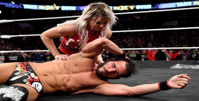 RAW 275, desde el SoFi Stadium, Inglewood, California Johnny-Gargano-on-Candice-Andrade-and-Who-Hed-Like-to-See-in-WWE