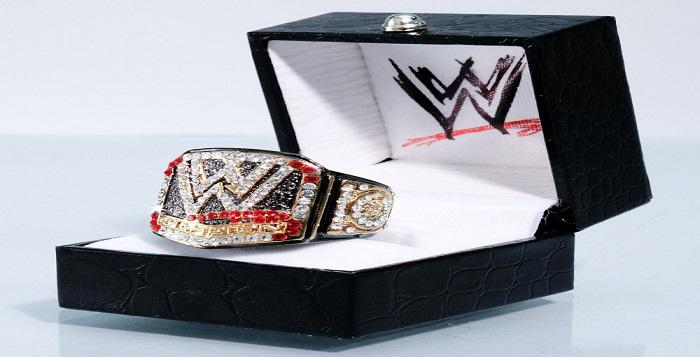 WWE Wedding Ring -
