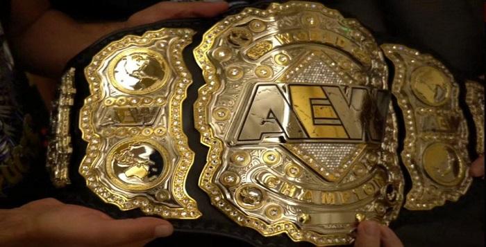 AEW World Title -